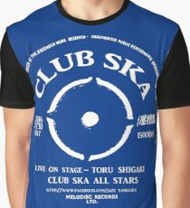 Club Ska All Stars Graphic T-Shirt
