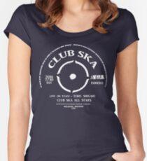 Club Ska All Stars Women's Fitted Scoop T-Shirt