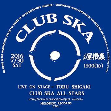 Club Ska All Stars by MrHippy