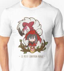 Le Petit Chaperon Rouge Unisex T-Shirt