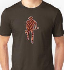 Camiseta unisex Aqui esta Johnny