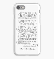 Shel Silverstein iPhone Case/Skin