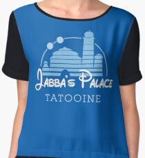 Jabba's Palace Women's Chiffon Top