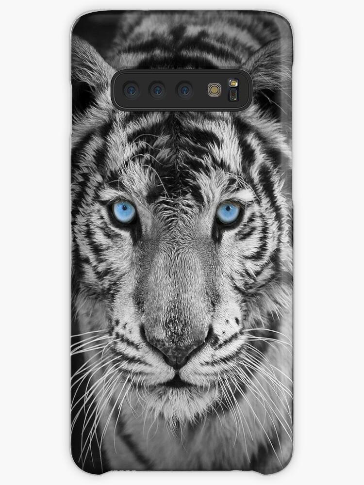 «Tigre de Bengala de ojos azules» de maniacreations