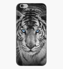 Blue Eyed Bengal Tiger iPhone-Hülle & Cover