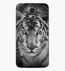 Blue Eyed Bengal Tiger Case/Skin for Samsung Galaxy
