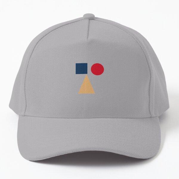Geometric Supremus of MeinhardtART Baseball Cap