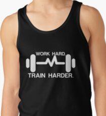 Work Hard, Train Harder Tank Top