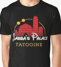Jabba's Palace (dark version) Graphic T-Shirt