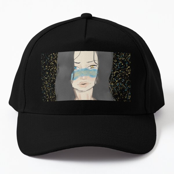 I see the universe in your face Baseball Cap