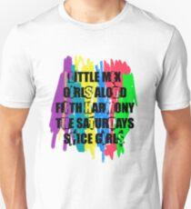 Girls Bands Unisex T-Shirt