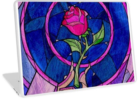 Einzelne Rose von idonirainem