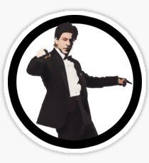 Shahrukh Khan Art Sticker