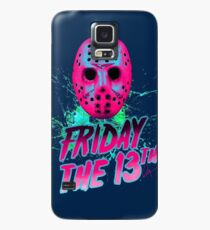 FRIDAY THE 13TH Neon V Case/Skin for Samsung Galaxy