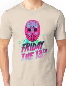 FRIDAY THE 13TH Neon V Unisex T-Shirt