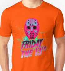 FRIDAY THE 13TH Neon V Unisex T-Shirt
