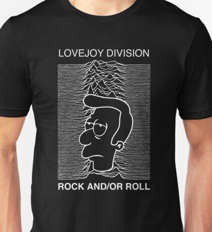 Lovejoy Division Unisex T-Shirt