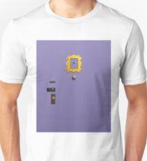 Friends door Tv Show phone case Unisex T-Shirt