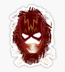 The Muzzled Thunderbolt Sticker