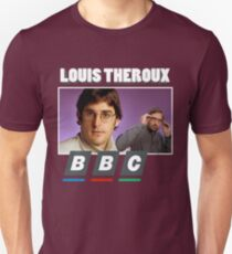 Louis Theroux Print T-Shirt