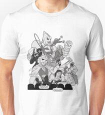 MST3K Cinematic Universe Unisex T-Shirt