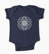 Centered Lace - Dark Kids Clothes