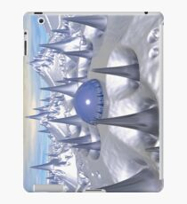 Science Fiction Landscape iPad Case/Skin