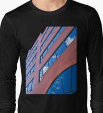 A Vivid Day Reflected  Long Sleeve T-Shirt