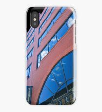 A Vivid Day Reflected  iPhone Case/Skin