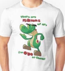 Playable Character Yoshi T-Shirt