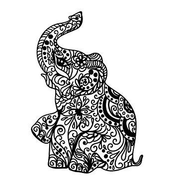 Elefant von Lil-Salt