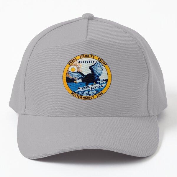 NAVAL SECURITY GROUP ACTIVITY, ADAK, ALASKA Baseball Cap