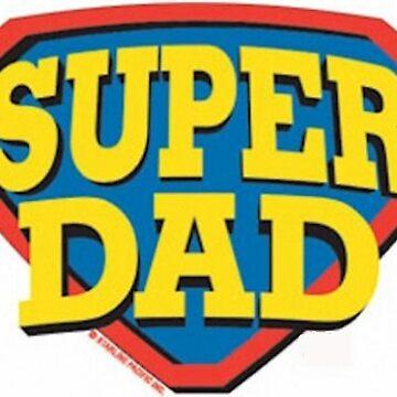 Super dad by halamadrid