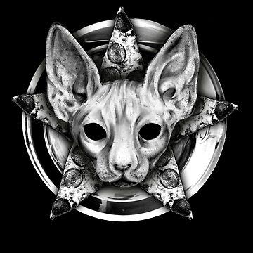 Occult Trash Cat by occulttrash