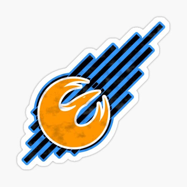 Rebel Pilot B Sticker