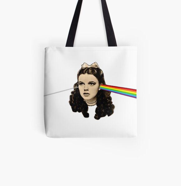 Pink Floyd Dorothy All Over Print Tote Bag
