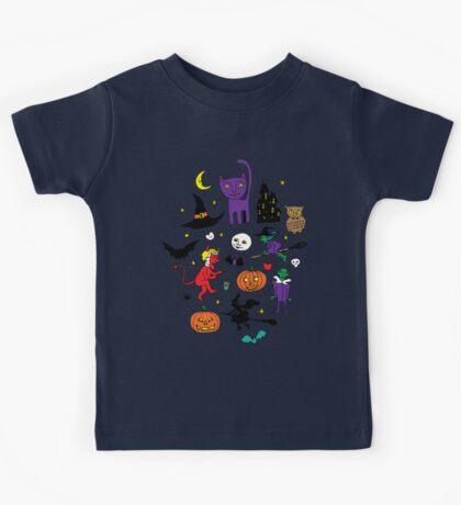 Retro Halloween Kids Clothes