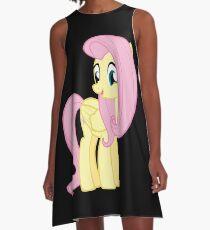 Cutie Fluttershy A-Line Dress