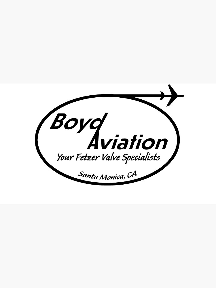 Boyd Aviation by PiperDownTees