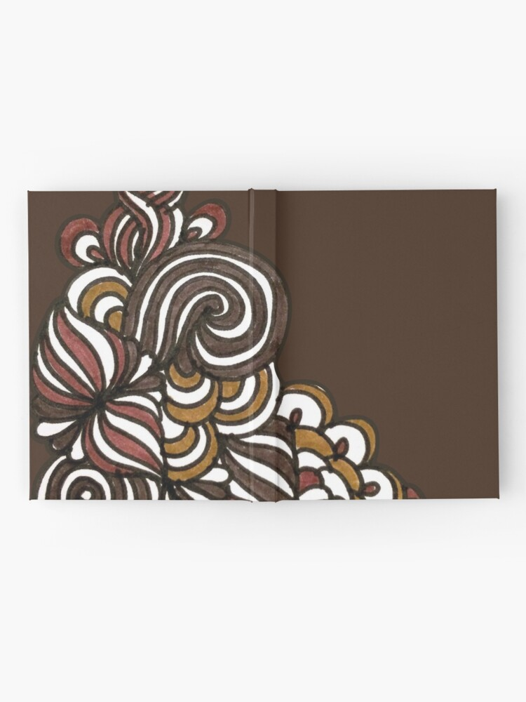 Alternate view of coffee Hardcover Journal