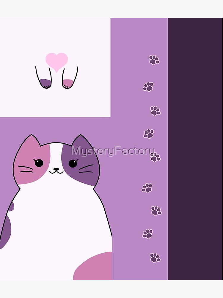 Aphmau Kawaii Cat Backpack by MysteryFactory