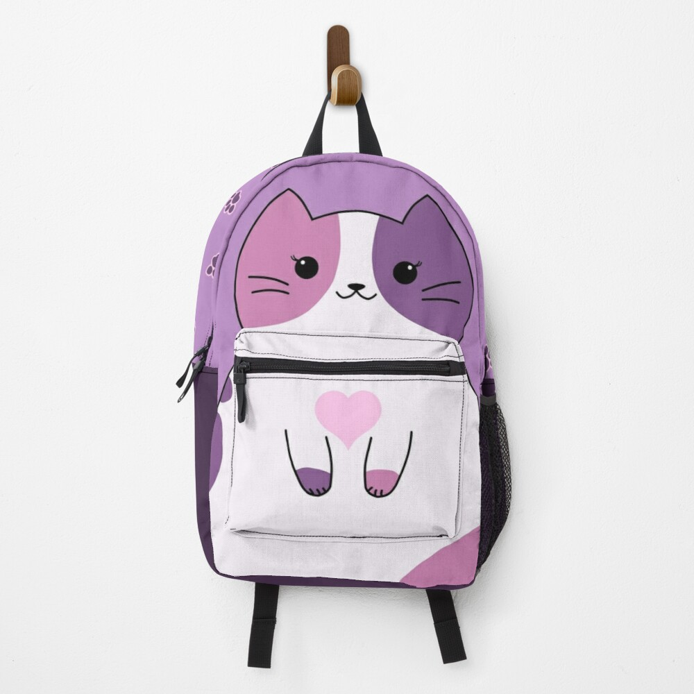 Aphmau Kawaii Cat Backpack Backpack