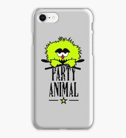 Party animal VRS2 iPhone Case/Skin