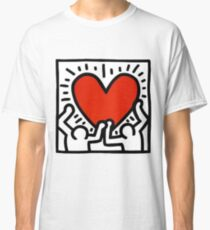 Keith Haring Love Me Classic T-Shirt