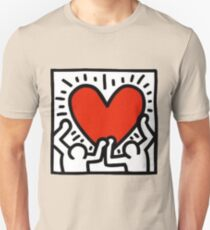 Keith Haring Love Me Unisex T-Shirt