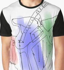 Camera RGB Graphic T-Shirt