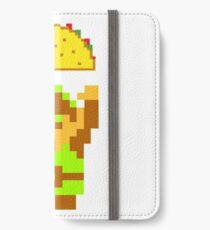 Link and a taco iPhone Wallet/Case/Skin