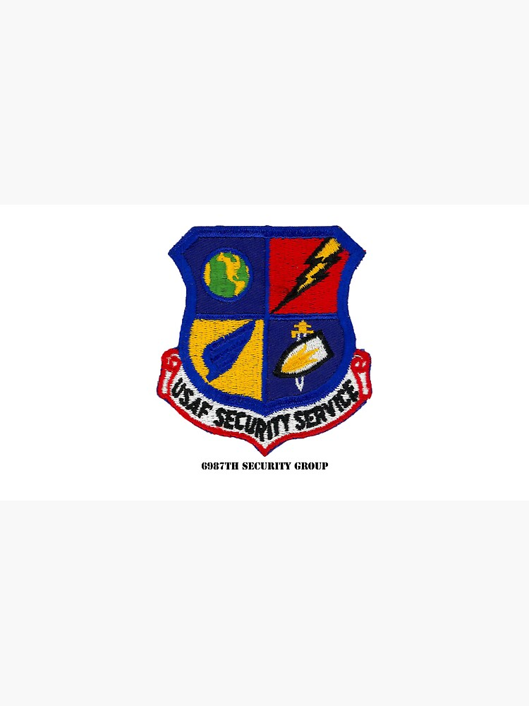 6987TH SECURITY GROUP by militarygifts