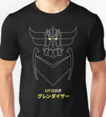 Grendizer - Outline version Unisex T-Shirt