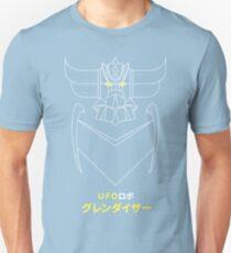 Grendizer - Outline version Unisex T-Shirt
